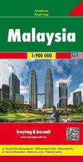 Freytag & Berndt Autokarte Malaysia; Maleisie