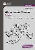 Die schnelle Stunde Religion