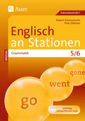 Englisch an Stationen SPEZIAL - Grammatik 5/6, m. Audio-CD