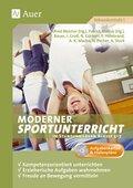 Moderner Sportunterricht in Stundenbildern Klasse 5-7, m. CD-ROM