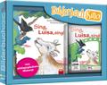Sing, Luisa, sing!, Bilderbuch mit Bilderbuch-DVD-ROM