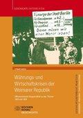 Währungs- und Wirtschaftskrisen in der Weimarer Republik