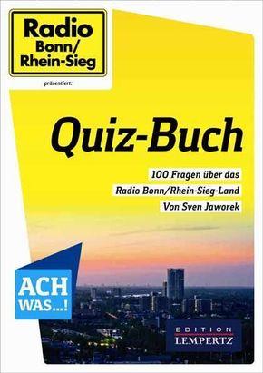 Radio Bonn/Rhein-Sieg Quiz Buch