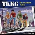Ein Fall für TKKG - Der vertauschte Koffer, 1 Audio-CD