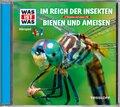 Im Reich der Insekten/ Bienen und Ameisen, 1 Audio-CD - Was ist was Hörspiele