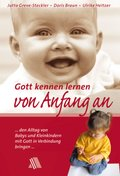 Gott kennen lernen - Von Anfang an, Spiralbuch + Audio-CD
