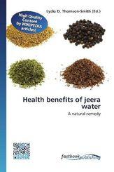 Health benefits of jeera water