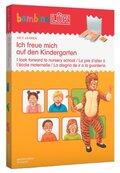 bambinoLÜK, m. bambinoLÜK-Lösungsgerät: Ich freue mich auf den Kindergarten, Set