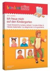 Ich freue mich auf den Kindergarten, Set