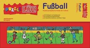 Puzzle LÜK: Fußball; Tl.7