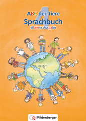 ABC der Tiere: 4. Schuljahr, Sprachbuch (Silbierte Ausgabe)