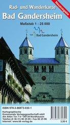 KKV Rad- und Wanderkarte Bad Gandersheim
