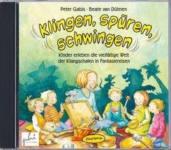 Klingen, spüren, schwingen, Audio-CD