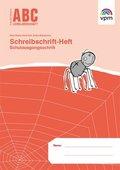 ABC Lernlandschaft, Neubearbeitung: 1./2. Schuljahr, Schreibschrift-Heft Schulausgangsschrift