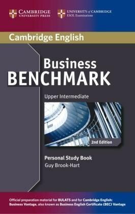 Business Benchmark, 2nd ed.: Upper-Intermediate, BEC & BULATS, Personal Study Book