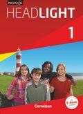English G Headlight, Allgemeine Ausgabe: 5. Schuljahr, Schülerbuch; 1