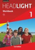 English G Headlight, Allgemeine Ausgabe: 5. Schuljahr, Workbook mit Audios online; 1