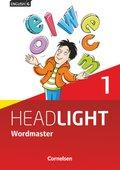 English G Headlight, Allgemeine Ausgabe: 5. Schuljahr, Wordmaster; Bd.1