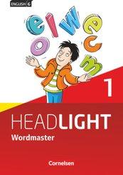 English G Headlight, Allgemeine Ausgabe: 5. Schuljahr, Wordmaster; 1