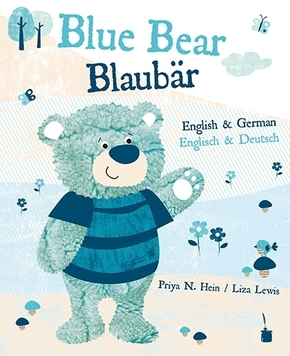 Blue Bear - Blaubär