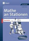 Mathe an Stationen SPEZIAL - Geometrie 3/4