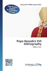 Pope Benedict XVI bibliography