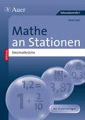 Mathe an Stationen SPEZIAL - Dezimalbrüche
