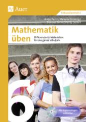 Mathematik üben Klasse 6, m. CD-ROM