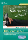 Klassenarbeiten Mathematik 6, m. CD-ROM