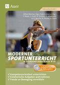 Moderner Sportunterricht in Stundenbildern Klasse 8-10, m. CD-ROM