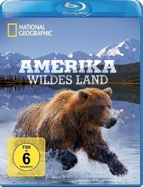National Geographic - Amerika, Wildes Land (1 Blu-ray)