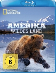 National Geographic - Amerika, Wildes Land (1 Blu-ray)