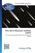 The 2013 Russian meteor event