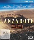 Lanzarote 3D, 1 Blu-ray