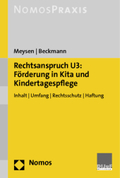 Rechtsanspruch U3: Förderung in Kita und Kindertagespflege