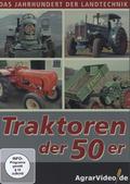 Traktoren der 50er Jahre, 1 DVD