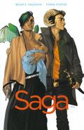Saga, deutsche Ausgabe - Bd.1