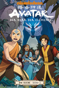 Avatar, Der Herr der Elemente, Die Suche - Bd.2