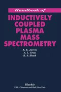 Handbook of Inductively Coupled Plasma Mass Spectrometry