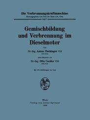 Die Verbrennungskraftmaschine: Gemischbildung und Verbrennung im Dieselmotor; .7