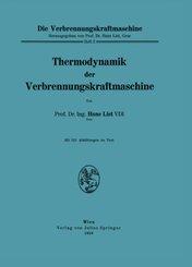 Die Verbrennungskraftmaschine: Thermodynamik der Verbrennungskraftmaschine; .2