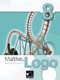 Mathe.Logo, Ausgabe Bayern: 8/I. Schuljahr, Schülerbuch