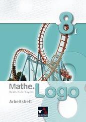 Mathe.Logo, Ausgabe Bayern: 8/I. Schuljahr, Arbeitsheft