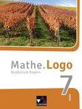 Mathe.Logo, Realschule Bayern (2017): 7/I. Jahrgangsstufe, Schülerbuch