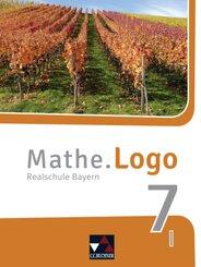 Mathe.Logo, Realschule Bayern (2017): 7 I. Jahrgangsstufe, Schülerbuch; Volume 1