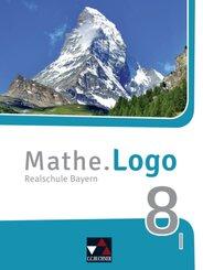 Mathe.Logo, Realschule Bayern (2017): 8. Jahrgangsstufe, Schülerbuch