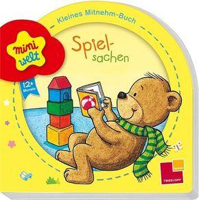 Kleines Mitnehm-Buch - Spielsachen