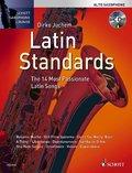 Latin Standards, für Alt-Saxophon, m. Audio-CD