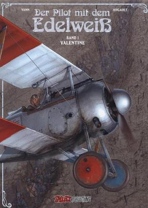 Der Pilot mit dem Edelweiß - Valentine