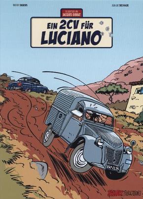 Die Abenteuer von Jacques Gibrat - Ein 2CV für Luciano